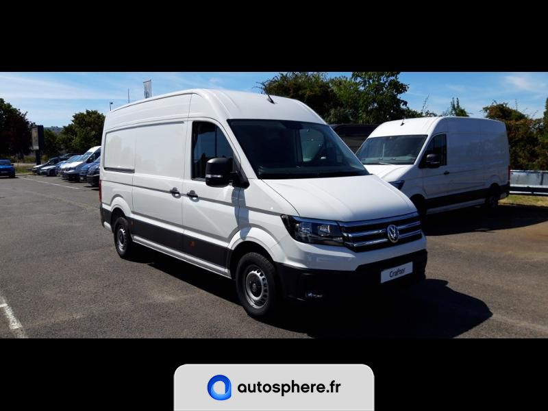 VOLKSWAGEN CRAFTER 30 L3H3 2.0 TDI 140CH BUSINESS LINE PLUS TRACTION - Photo 1