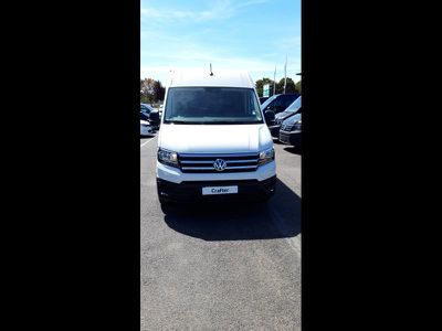 VOLKSWAGEN CRAFTER 30 L3H3 2.0 TDI 140CH BUSINESS LINE PLUS TRACTION - Miniature 2