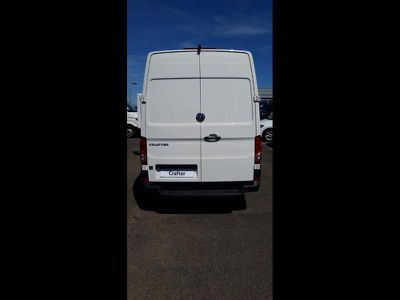VOLKSWAGEN CRAFTER 30 L3H3 2.0 TDI 140CH BUSINESS LINE PLUS TRACTION - Miniature 4