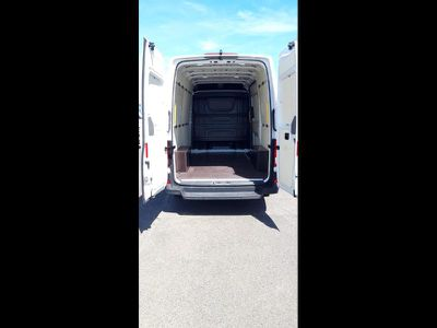 VOLKSWAGEN CRAFTER 30 L3H3 2.0 TDI 140CH BUSINESS LINE PLUS TRACTION - Miniature 5