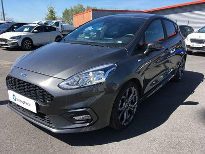 Leasing Ford Fiesta 1.0 Ecoboost 100ch Stop&start St-line 5p Euro6.2