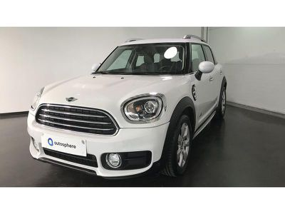 Mini Countryman Cooper D 150ch Red Hot Chili ALL4 BVA occasion