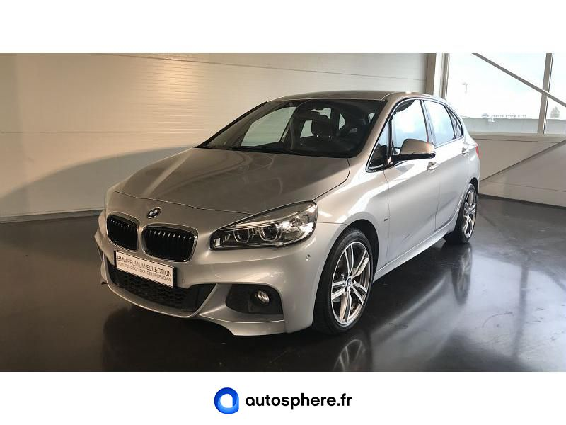 BMW SERIE 2 ACTIVE TOURER 216I 102CH M SPORT - Miniature 1