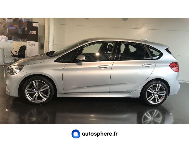 BMW SERIE 2 ACTIVE TOURER 216I 102CH M SPORT - Miniature 3