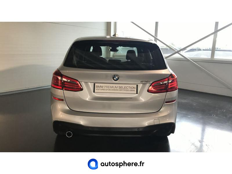 BMW SERIE 2 ACTIVE TOURER 216I 102CH M SPORT - Miniature 4