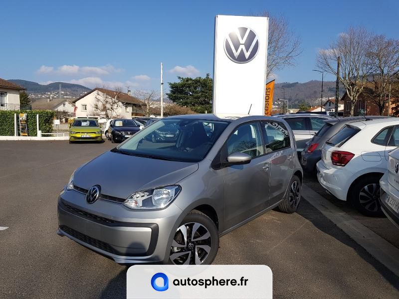 VOLKSWAGEN UP! 1.0 65CH BLUEMOTION TECHNOLOGY ACTIVE 5P - Photo 1