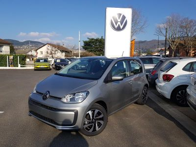 VOLKSWAGEN UP! 1.0 65CH BLUEMOTION TECHNOLOGY ACTIVE 5P - Miniature 1