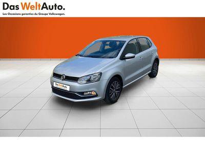 Volkswagen Polo 1.2 TSI 90ch BlueMotion Technology Confortline 5p occasion