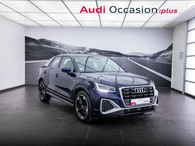 Audi Q2 35 TFSI 150ch S line S tronic 7 occasion