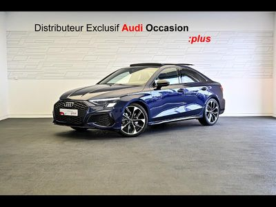 Audi A3 Berline 35 TFSI 150ch S line S tronic 7 occasion