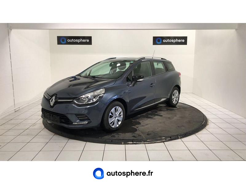 RENAULT CLIO ESTATE 0.9 TCE 75CH ENERGY LIMITED EURO6C - Miniature 1