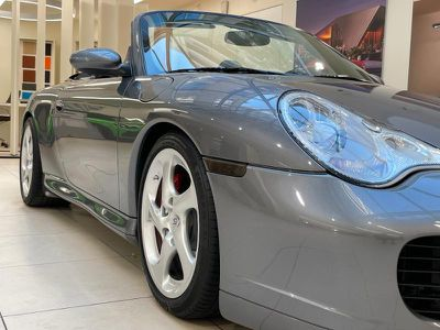 Porsche 911 (type 996) carrera 4S cabriolet BVM6 occasion