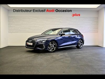 Audi A3 Sportback 30 TFSI 110ch S line S tronic 7 occasion
