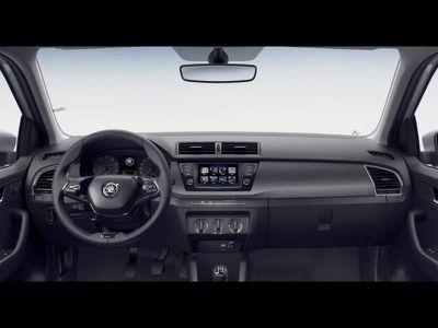 SKODA FABIA 1.0 TSI 110CH DRIVE 125 ANS EURO6DT - Miniature 5