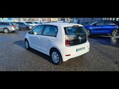 VOLKSWAGEN UP! 1.0 60CH MOVE UP! 3P - Miniature 3