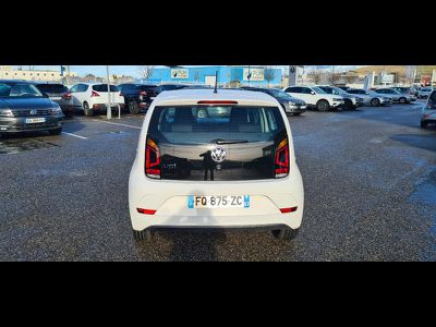 VOLKSWAGEN UP! 1.0 60CH MOVE UP! 3P - Miniature 4