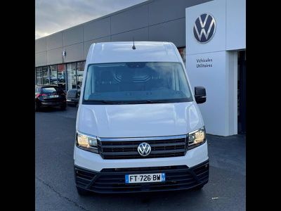 Volkswagen Crafter 30 L3H3 2.0 TDI 140ch Business Line Traction BVA8 occasion