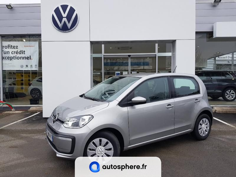 VOLKSWAGEN UP! 1.0 60CH MOVE UP! 5P - Photo 1
