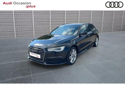 Audi A6 Avant 2.0 TDI 190ch ultra Ambition Luxe S tronic 7 occasion