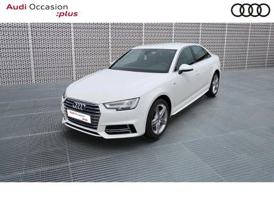 Audi A4 1.4 TFSI 150ch S line S tronic 7 occasion