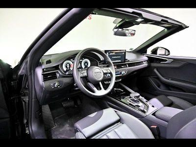 AUDI A5 CABRIOLET 40 TFSI 190CH AVUS S TRONIC 7 - Miniature 4