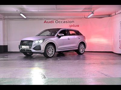 Audi Q2 35 TFSI 150ch Design Luxe S tronic 7 occasion