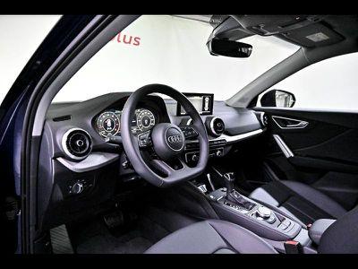 AUDI Q2 35 TFSI 150CH DESIGN LUXE S TRONIC 7 - Miniature 4