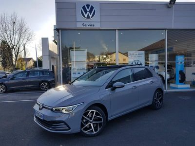 Volkswagen Golf 1.4 eHybrid OPF 204ch Style 1st DSG6 occasion