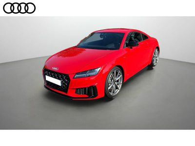 Audi Tt 45 TFSI 245ch S line quattro S tronic 7 14cv occasion