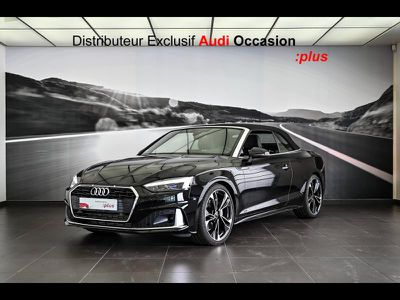 Audi A5 Cabriolet 40 TFSI 204ch Avus S tronic 7 occasion