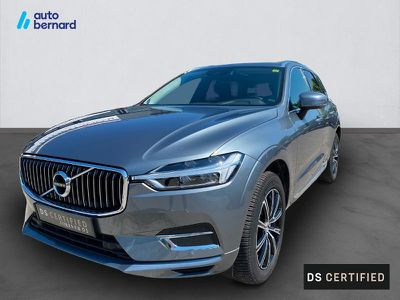 Volvo Xc60 D4 AdBlue AWD 190ch Inscription Luxe Geartronic occasion