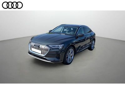 Audi E-tron Sportback 55 360ch Avus Extended e-quattro 12cv occasion