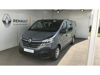 Leasing Renault Trafic L2h1 1200 2.0 Dci 120ch Cabine Approfondie Grand Confort E6