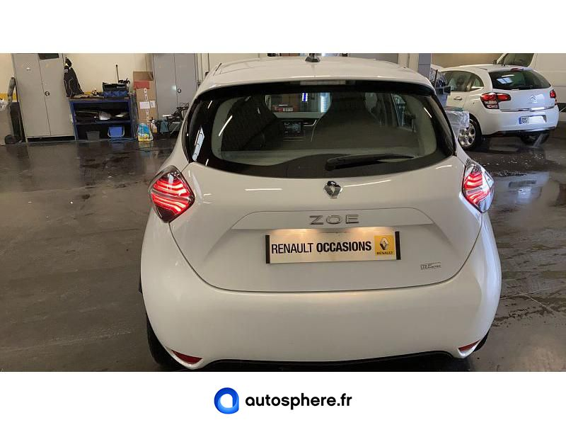 RENAULT ZOE LIFE CHARGE NORMALE R110 4CV - Miniature 4