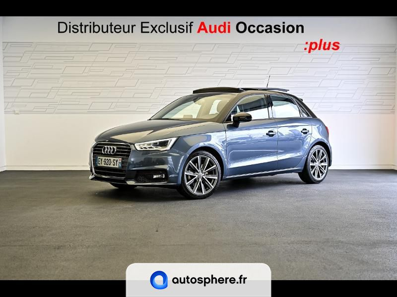 AUDI A1 SPORTBACK 1.4 TFSI 125CH AMBITION LUXE S TRONIC 7 - Photo 1