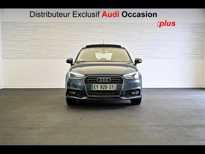 AUDI A1 SPORTBACK 1.4 TFSI 125CH AMBITION LUXE S TRONIC 7 - Miniature 4