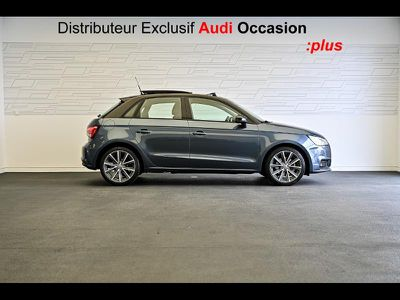 AUDI A1 SPORTBACK 1.4 TFSI 125CH AMBITION LUXE S TRONIC 7 - Miniature 5