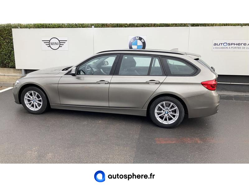 BMW SERIE 3 TOURING 316D 116CH LOUNGE - Miniature 3