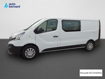 Leasing Renault Trafic L2h1 1200 2.0 Dci 145ch Energy Cabine Approfondie Confort E6