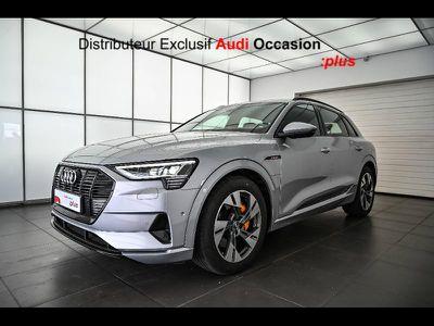 Audi E-tron 50 quattro 313 ch occasion