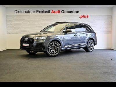 Audi Q7 50 TDI 286ch S line quattro Tiptronic 7 places 17cv occasion