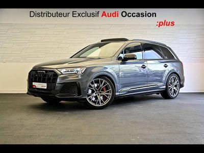 Audi Sq7 4.0 V8 TDI 435ch quattro Tiptronic 8 7 places occasion