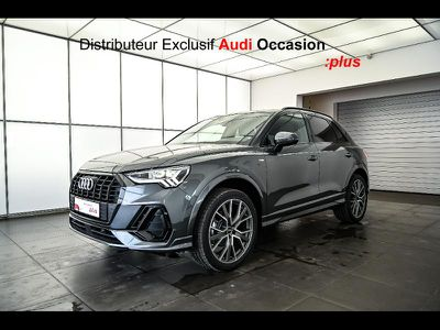 Audi Q3 35 TFSI 150ch S line S tronic 7 occasion