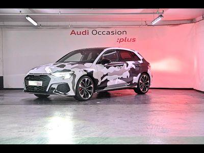 Audi S3 Sportback 50 TFSI 300ch quattro S tronic 7 Euro6d-T occasion