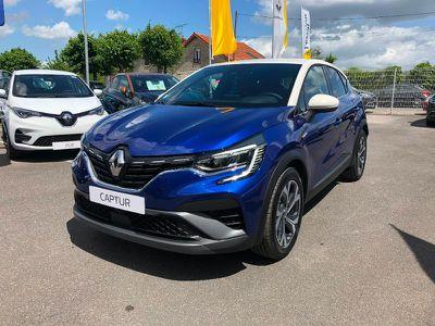 Renault Captur 1.6 E-Tech 145ch RS Line -21 occasion