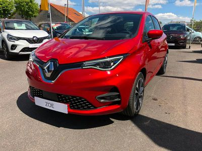 Renault Zoe E-Tech Intens charge normale R135 Achat Integral - 21B occasion