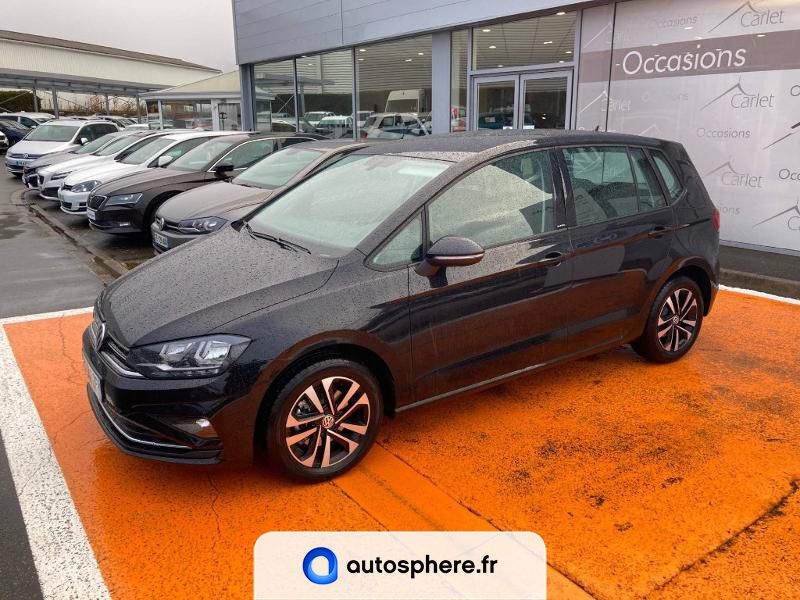 VOLKSWAGEN GOLF SPORTSVAN 1.5 TSI EVO 130CH BLUEMOTION TECHNOLOGY UNITED EURO6D-T 7CV - Photo 1