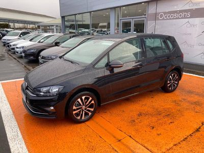 VOLKSWAGEN GOLF SPORTSVAN 1.5 TSI EVO 130CH BLUEMOTION TECHNOLOGY UNITED EURO6D-T 7CV - Miniature 1