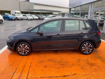VOLKSWAGEN GOLF SPORTSVAN 1.5 TSI EVO 130CH BLUEMOTION TECHNOLOGY UNITED EURO6D-T 7CV - Miniature 2