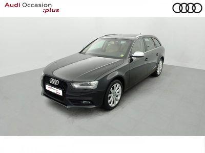 Audi A4 Avant 3.0 V6 TDI 204ch DPF Ambiente Plus Multitronic occasion